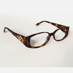 CHANEL 3072 Eyeglasses n° BC1825106 oval tortoise
